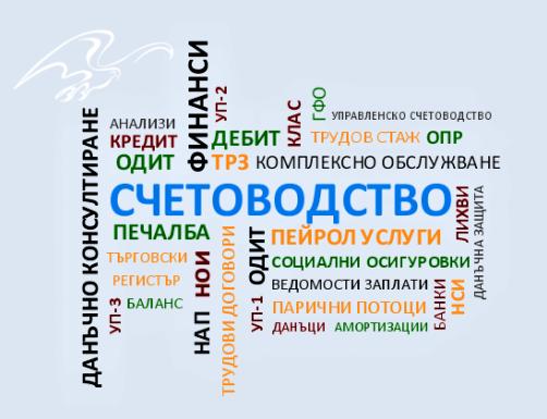 Счетоводни услуги бизнес консултанти консултации