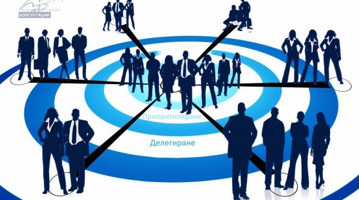 приоритизиране и делегиране, академия за лидери оод